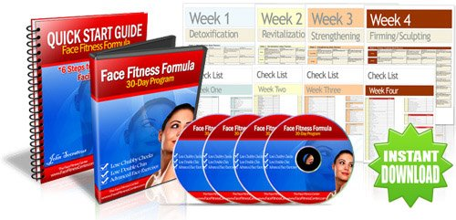 Face Fitness Formula Review – Does This Program Really Works