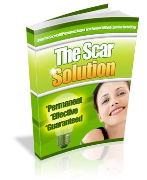 best way to get rid of scars on face