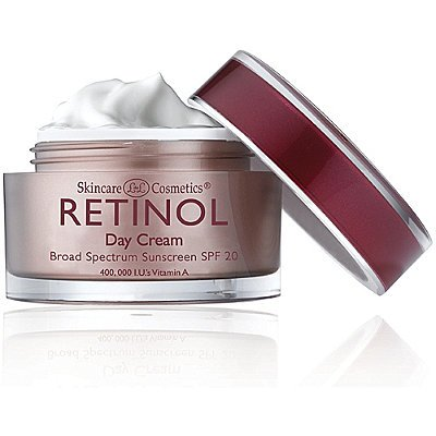 skincare retinol day cream for acne