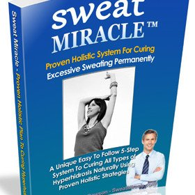 sweat miracle book