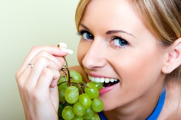 grapes for skin