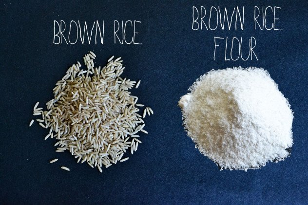 brown rice flour recipes