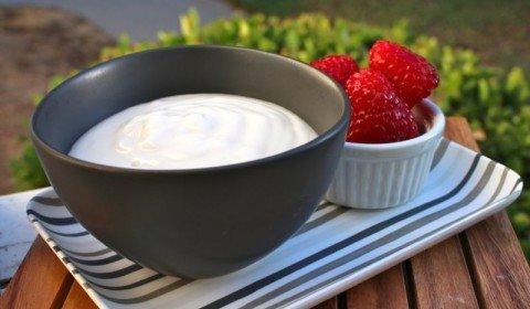 yogurt for yeast infection
