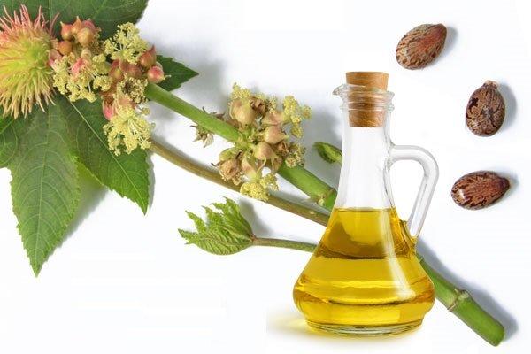 castor oil to remove moles