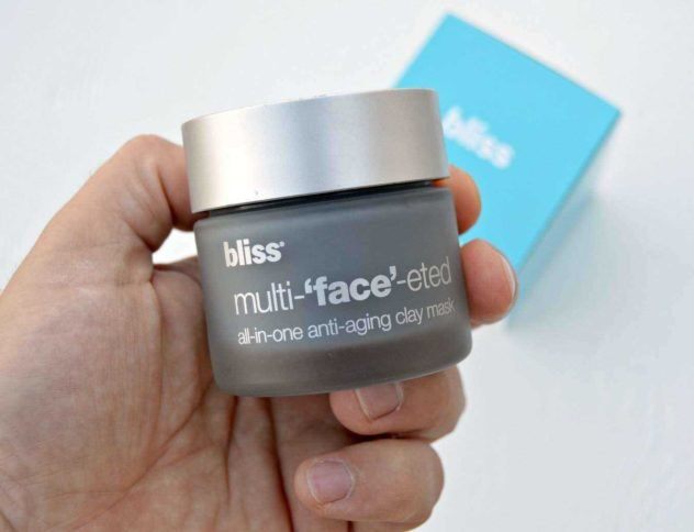 bliss anti aging clay mask