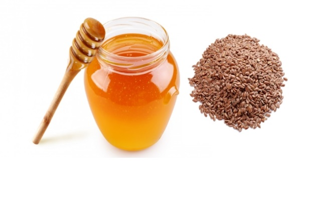flaxseed oil for moles