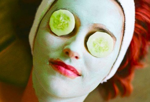 cucumber mask benefits
