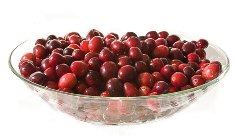 cranberries for yeast infection